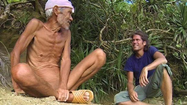 Cụ ông 82 tuổi 30 năm sống 'nude' ngoài hoang đảo - ảnh 3