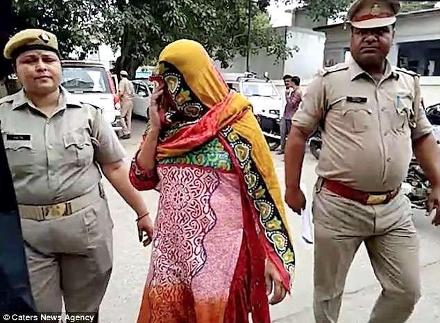 Vợ thuê sát thủ giết chồng để hưởng tiền lương hưu - ảnh 1