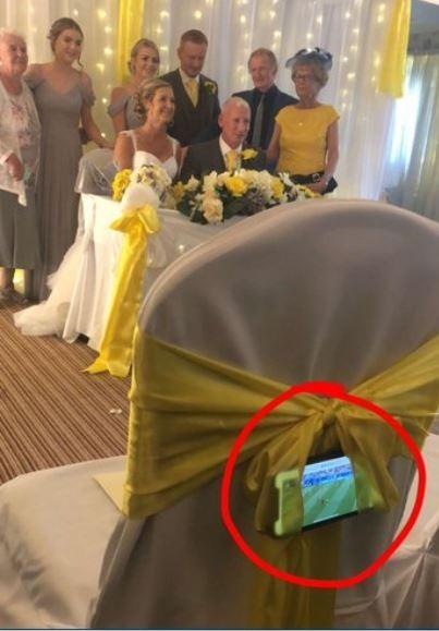 Muôn mặt tổ chức đám cưới trong mùa World Cup - ảnh 8