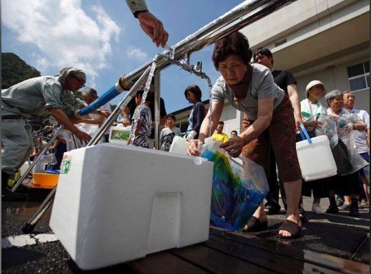 Mưa lũ lịch sử tại Nhật Bản: Gần 100 người thiệt mạng - ảnh 3