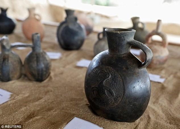 Phát hiện 24 xác ướp quý tộc ở Peru - ảnh 2