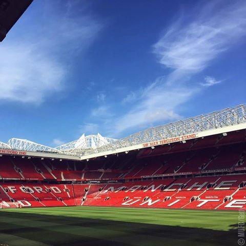 Manchester United mời đội bóng nhí đến xem mùa giải tới - ảnh 1