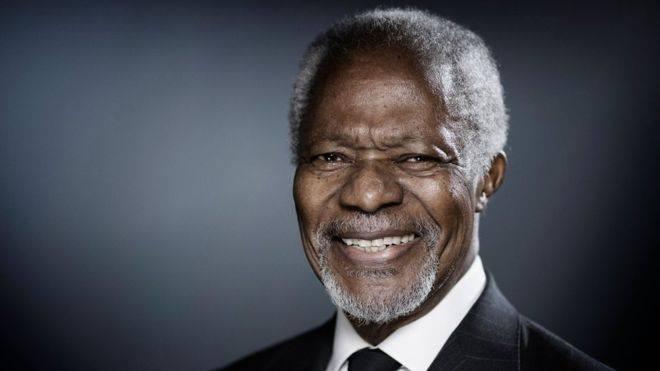Cựu Tổng thư ký LHQ Kofi Annan qua đời ở tuổi 80 - ảnh 1