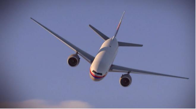 Clip tái hiện những hình ảnh cuối cùng của MH370 - ảnh 1
