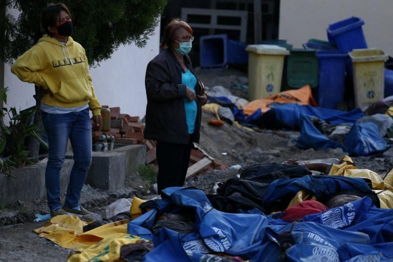 Những hình ảnh rúng động thế giới về thảm họa ở Indonesia   - ảnh 4