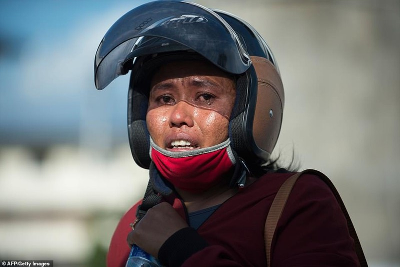 Những hình ảnh rúng động thế giới về thảm họa ở Indonesia   - ảnh 5