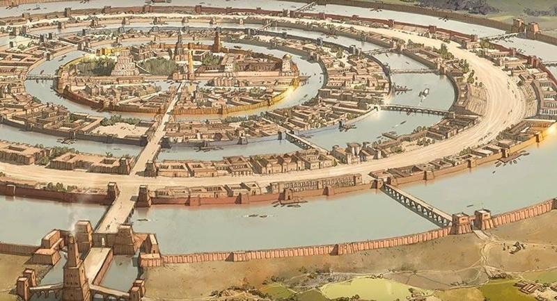 Phát hiện vết tích thành phố Atlantis huyền thoại - ảnh 1