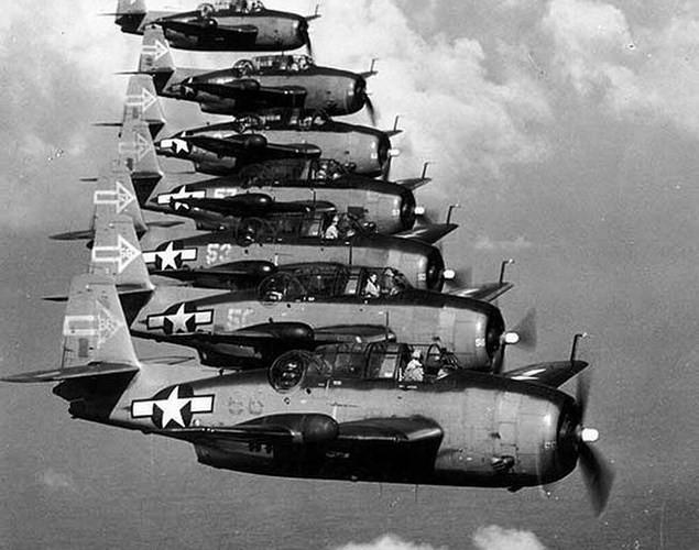 Những máy bay quân sự đình đám trên thế giới - ảnh 4