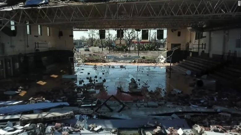 Mỹ: Đã có 6 người chết vì bão Michael - ảnh 2