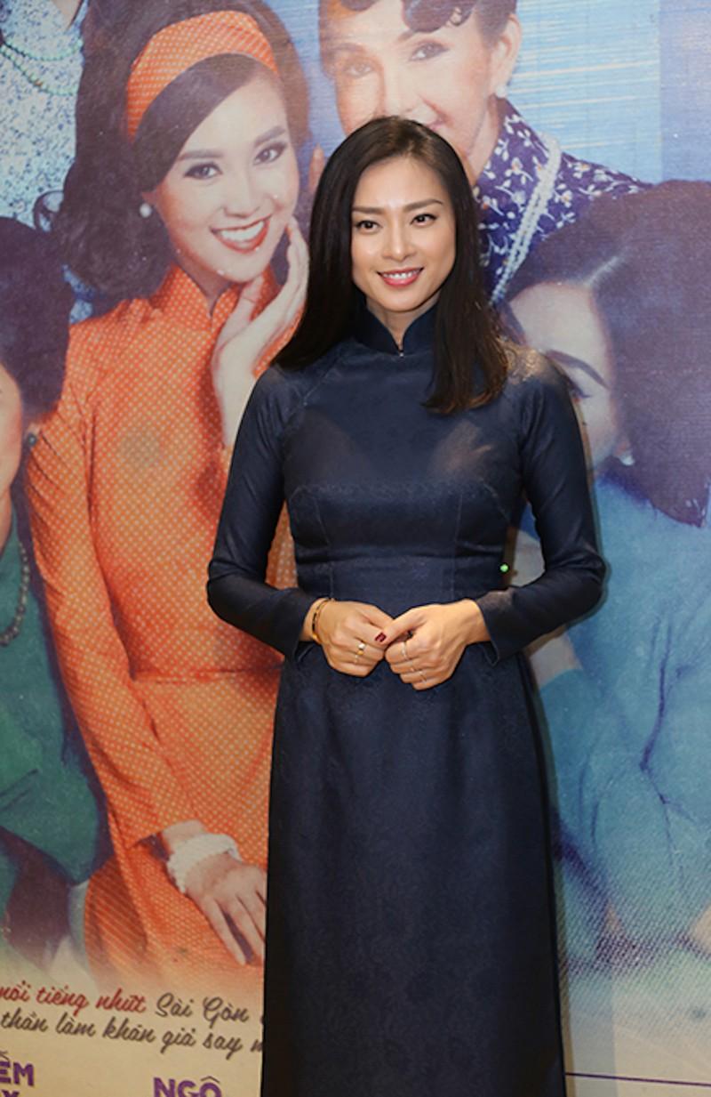 Ngô Thanh Vân làm phim về áo dài Sài Gòn trước 1975 - ảnh 4