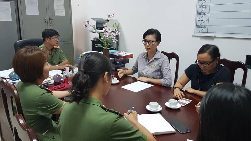 Ngô Thanh Vân đã gặp công an làm việc vụ quay lén phim - ảnh 1