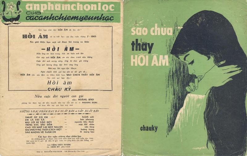 Tìm đâu thuở Sài Gòn bán tờ nhạc Châu Kỳ bằng xe tải - ảnh 3