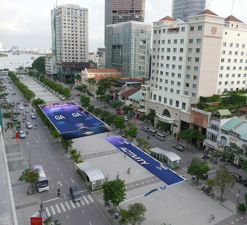 'Quẫy' miễn phí với DJ quốc tế ở phố đi bộ Nguyễn Huệ - ảnh 4