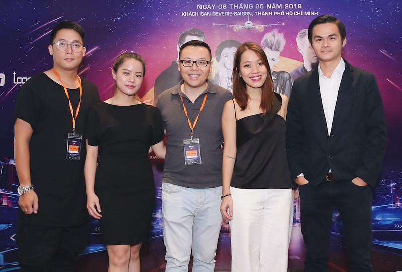 'Quẫy' miễn phí với DJ quốc tế ở phố đi bộ Nguyễn Huệ - ảnh 5