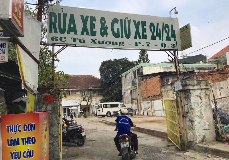 Chùm ảnh: Nhếch nhác biệt thự cổ Sài Gòn  - ảnh 7