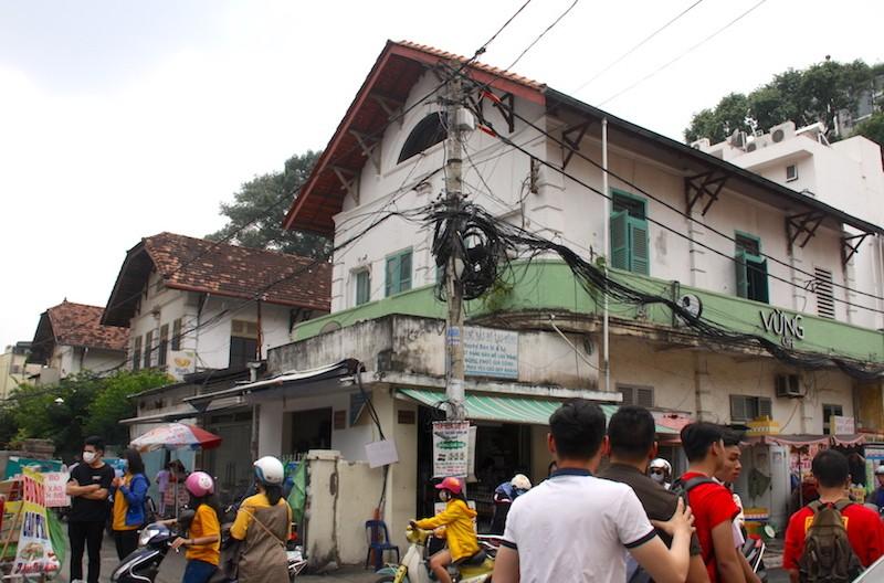 Chùm ảnh: Nhếch nhác biệt thự cổ Sài Gòn  - ảnh 3