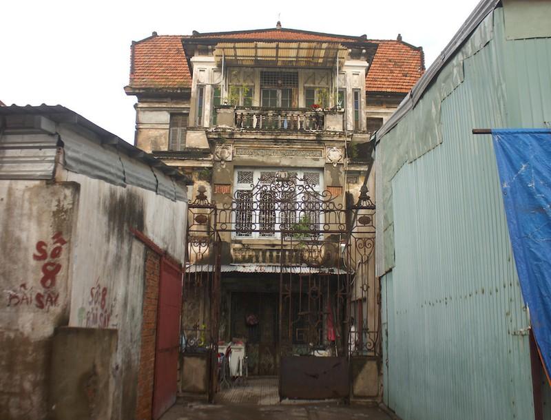Chùm ảnh: Nhếch nhác biệt thự cổ Sài Gòn  - ảnh 5