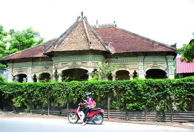 Chùm ảnh: Nhếch nhác biệt thự cổ Sài Gòn  - ảnh 9