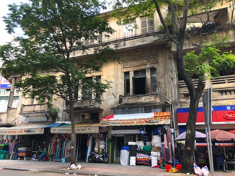 Chùm ảnh: Nhếch nhác biệt thự cổ Sài Gòn  - ảnh 6
