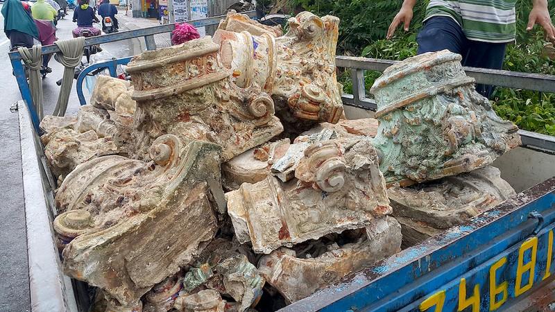 Chùm ảnh: Nhếch nhác biệt thự cổ Sài Gòn  - ảnh 10