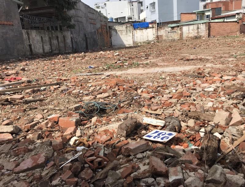 Chùm ảnh: Nhếch nhác biệt thự cổ Sài Gòn  - ảnh 8
