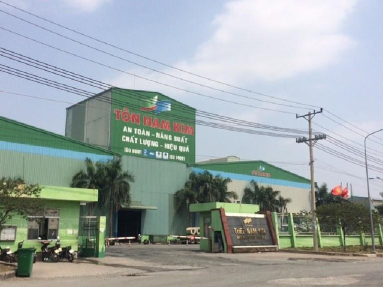 Nổ nhà máy thép Bình Dương, 8 công nhân bị bỏng - ảnh 1