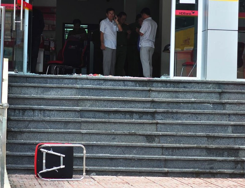 Thông tin mới nhất về vụ cướp Ngân hàng ở Đồng Nai - ảnh 2