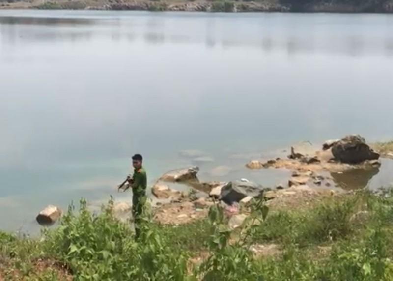 Nam sinh chết đuối trong khuôn viên ĐH Quốc gia TP.HCM - ảnh 1