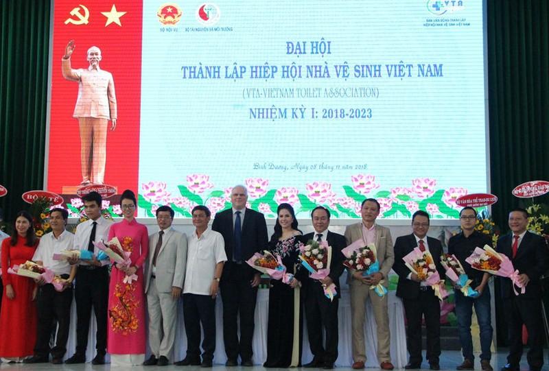 Thành lập Hiệp hội Nhà vệ sinh Việt Nam - ảnh 1