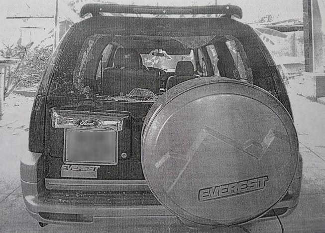 Tòa trả hồ sơ vụ 'ném vỡ kính xe hơi' vì vi phạm tố tụng - ảnh 2
