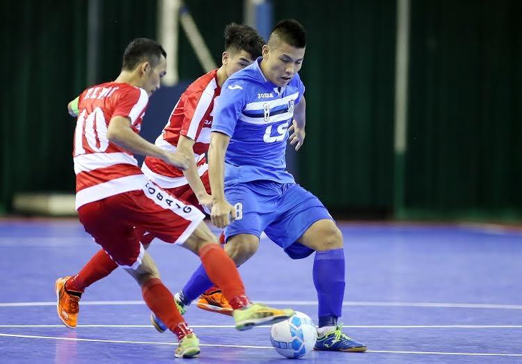 Giải vô địch Futsal toàn quốc: Quyết liệt vòng đấu áp chót  - ảnh 1