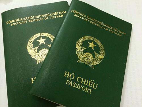 Hộ chiếu Việt Nam xếp hạng 79 trên thế giới - ảnh 1