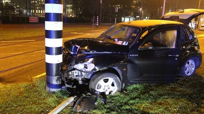 Aguero bị tai nạn ô tô nặng ở Hà Lan - ảnh 2