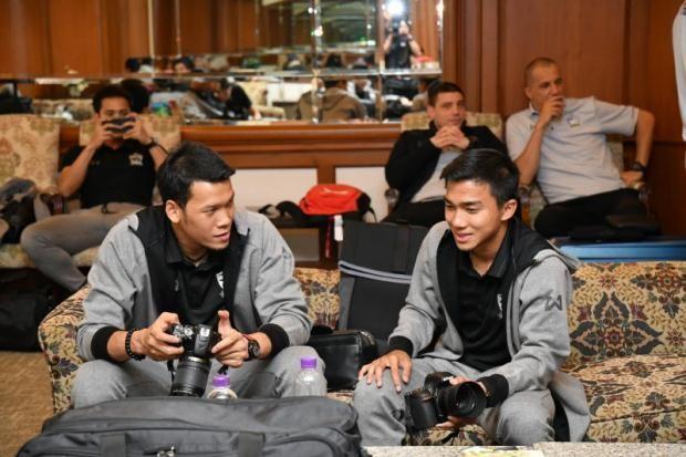 Thonglao vắng, Messi Thái phải về đá tuyển - ảnh 1