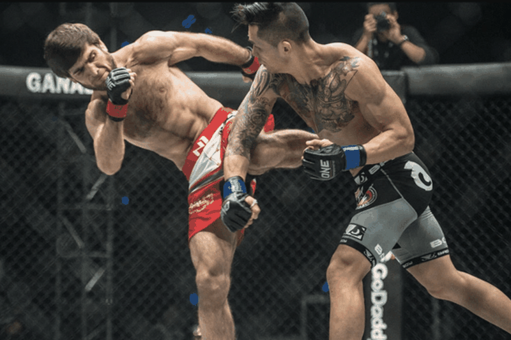 Nhà vô địch MMA Martin Nguyen giao lưu tại TP.HCM - ảnh 1