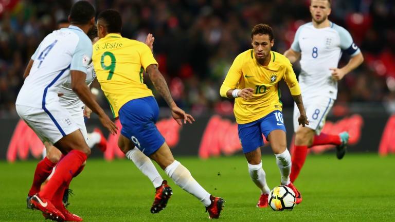 Neymar: 'Brazil không ngại ai cả' - ảnh 1