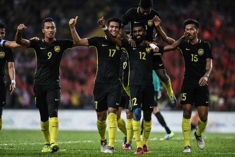Thua quả cảm Hàn Quốc, Malaysia ngẩng cao đầu rời giải - ảnh 1