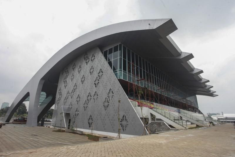 Cơ sở Asiad 18 đã xong, U-23 Việt Nam đá tại Jakarta - ảnh 5