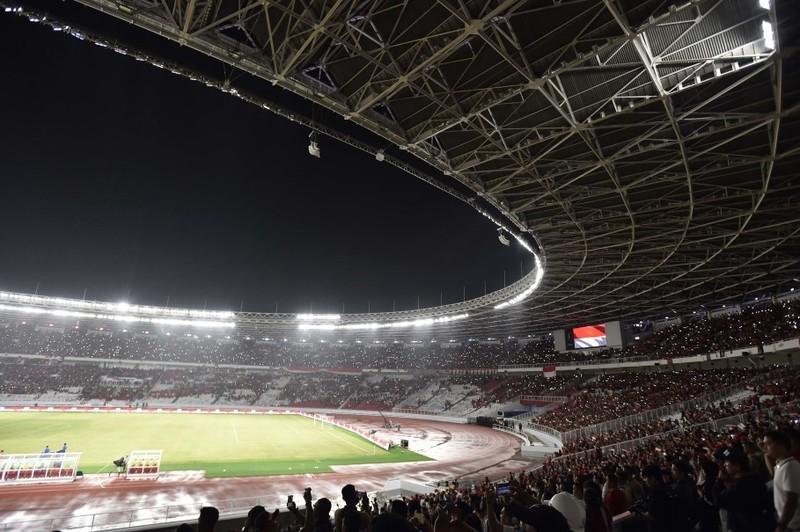 Cơ sở Asiad 18 đã xong, U-23 Việt Nam đá tại Jakarta - ảnh 7