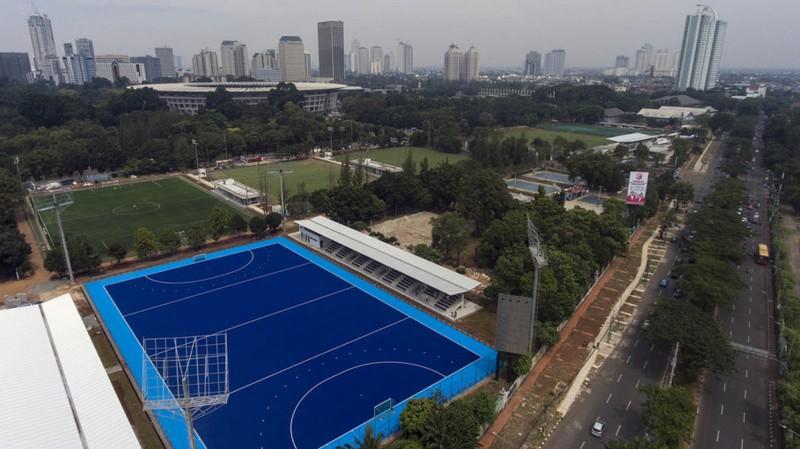 Cơ sở Asiad 18 đã xong, U-23 Việt Nam đá tại Jakarta - ảnh 3