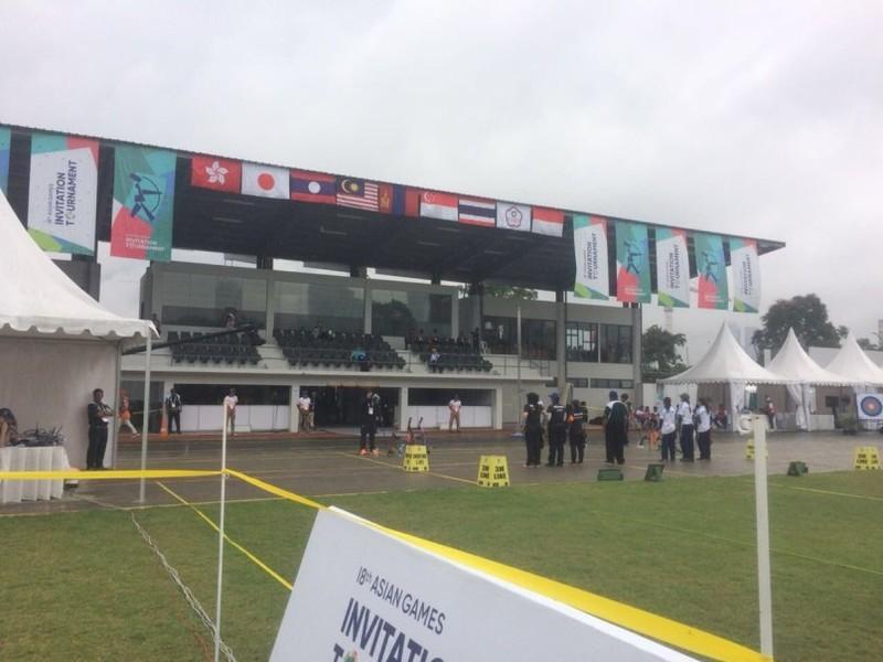 Cơ sở Asiad 18 đã xong, U-23 Việt Nam đá tại Jakarta - ảnh 10
