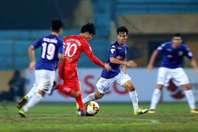 Tứ kết Cúp Quốc gia: Hòa 1-1 với Hà Nội, HA Gia Lai bị loại - ảnh 5