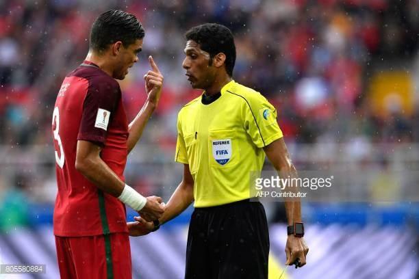 Vừa được FIFA gọi bắt World Cup, trọng tài đã dính tiêu cực - ảnh 3