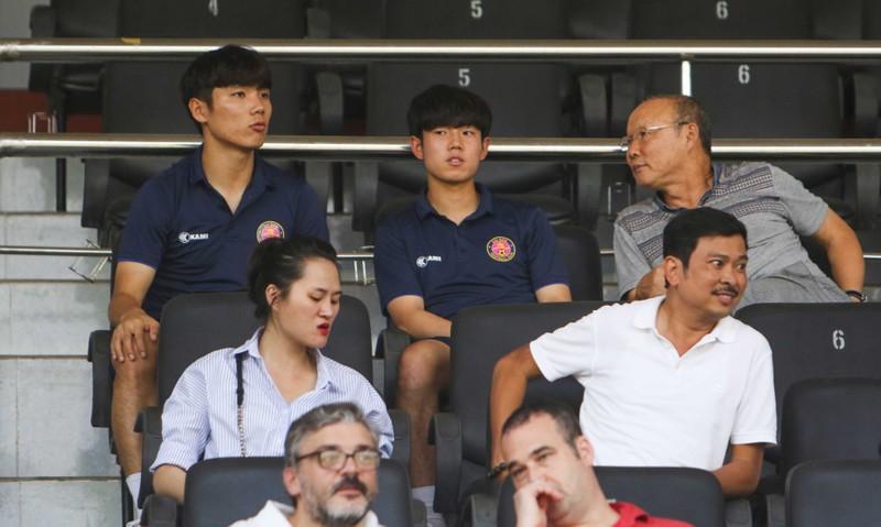 Ông Park tiếc nuối nhìn đồng nghiệp Tài Em vuột chiến thắng? - ảnh 4