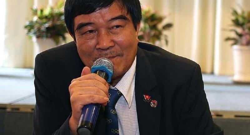 Phó Chủ tịch VFF Nguyễn Xuân Gụ từ chức - ảnh 1