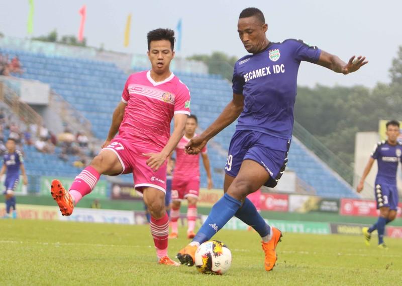 Sài Gòn FC thua tan tác tại Bình Dương - ảnh 4