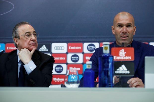 Zidane còn mục tiêu gì nữa mà không ra đi! - ảnh 1