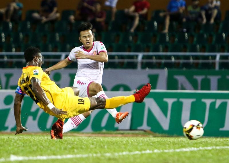 Sài Gòn FC lại thua ngay trên sân nhà - ảnh 2
