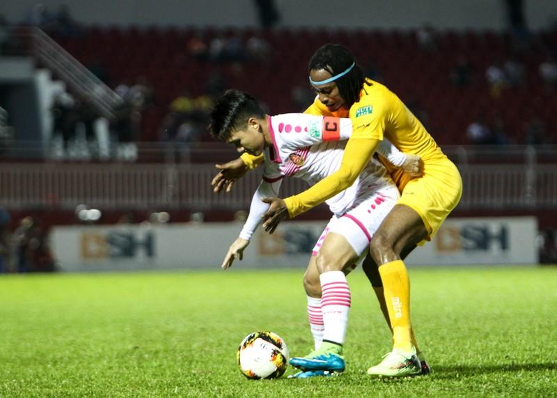 Sài Gòn FC lại thua ngay trên sân nhà - ảnh 3