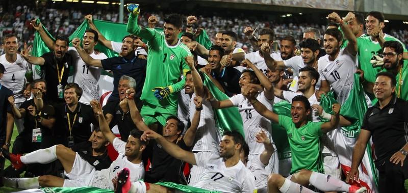 Iran là đội đầu tiên 'xông đất' Nga - ảnh 1